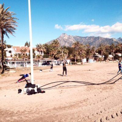 Beach Ropes