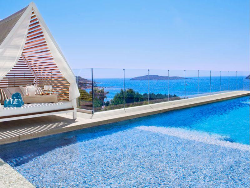 ME Ibiza Pool