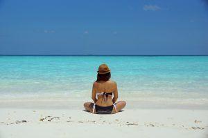 Beach Bikini Blue 67818
