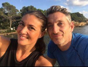 Claire & James