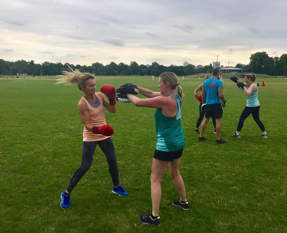 Regents Park Boxing